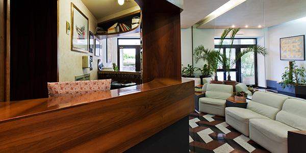 Hotel Letizia - Reception