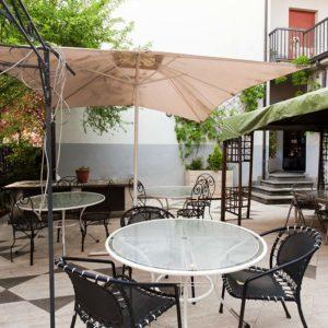 Hotel Letizia - Veranda